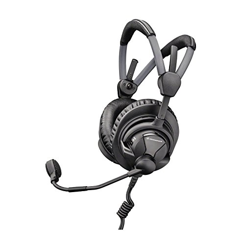 Buy Sennheiser HMDC 27 | Closed Broadcast Headset with Noise Reduction