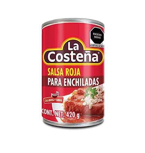 La Coste?a Red Enchilada Sauce 420g