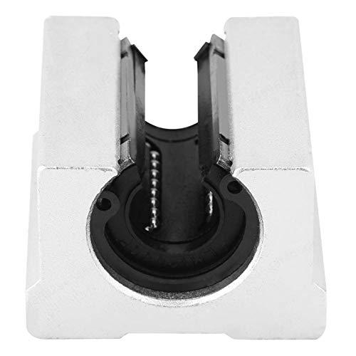 Insmart SBR12 M5 - Rodamiento Lineal Abierto (50 x 49 x 37 mm)