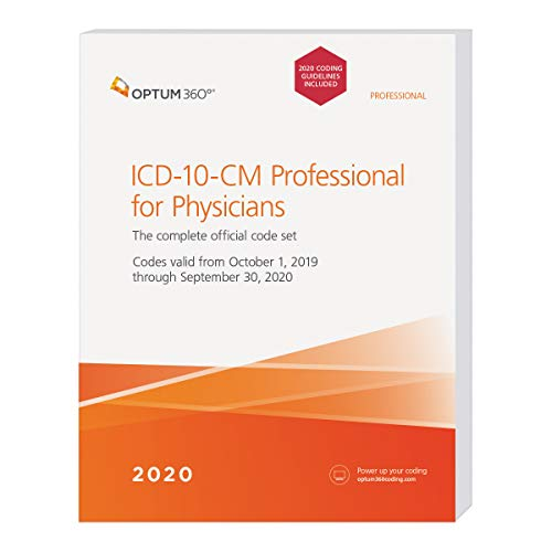 Compare Textbook Prices for ICD-10-CM 2020 Professional for Physicians with Guidelines 1 Edition ISBN 9781622545087 by Optum360