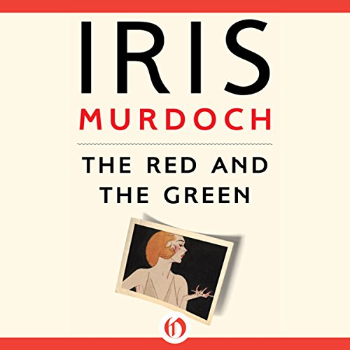The Red and the Green audiobook cover art