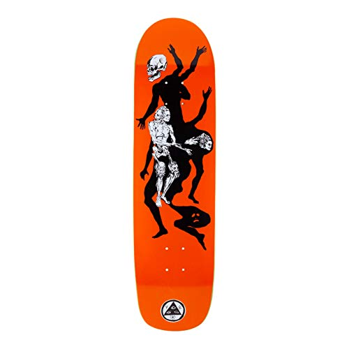 Welcome Skateboard Deck The Magician On Son of Planchette 8.38