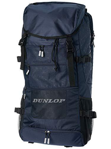 Dunlop Sports Lässiger Sport-Rucksack, lang, Marineblau/Grau
