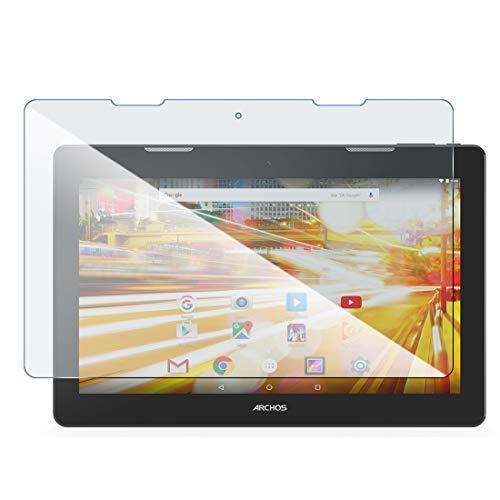 Karylax Bildschirmschutzfolie aus flexiblem Glas, Festigkeitgrad 9H, 100 prozent transparent, für Tablet Archos 133 Oxygen 13,3 Zoll