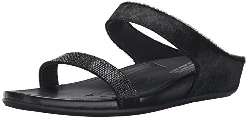 Ff2 Banda Slide Noir, Black, 36 EU