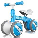 Peradix Bicicleta Sin Pedales para Niños y Niñas,Bici Sin Pedales de Manillar...