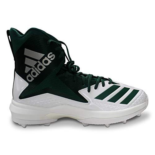 Adidas Freak High Torsion - Zapatillas de fútbol para Hombre, (Ftwwht/Drkgrn/Drkgrn), 52 EU