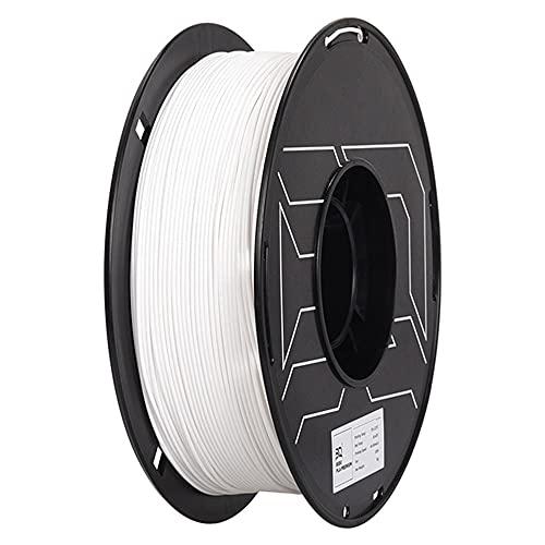 3D Printer PLA(Polylactic acid) Filament 3D Printing Material for FDM 1.75mm Dimensional Accuracy+/-0.03mm 1KG(2.2LBS) Spool For 3D...