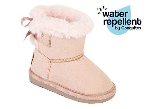 Botas australianas en napatec water repellent de Osito by Conguitos - Rosa, 22