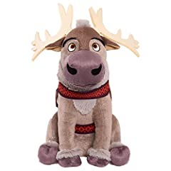 """This product ships in a polybag. Collect both of the Disney Frozen 2 Large Plush, including Olaf and Sven (each sold separately). Sven stands approximately 12"""" tall. Sven is made with super soft fabrics and is wearing his printed harness as seen in F..."""