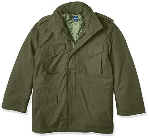 Propper Men's M65 Field Coat, Olive, Large Long