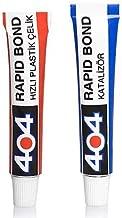 404 Rapid Epoksi Plastik Çelik Yapıştırıcı 16 Gr Orjinal Garantili Ücretsiz Kargo Faturalı