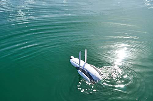 【国内正規品】PowerVision PowerDolphin ウィザード版 水上ドローン カメラ 釣りドローン魚群を探知・ポイントを探知 PDW10