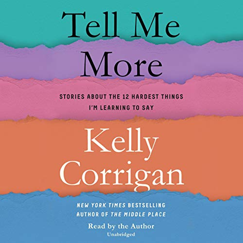 Tell Me More audiobook cover art