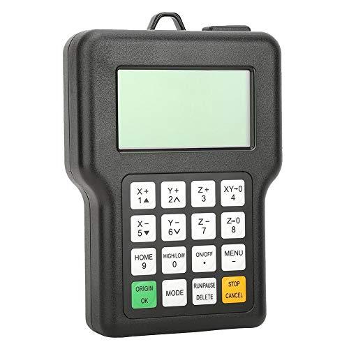 Poignée de contrôleur de commande numérique par ordinateur, système de contrôle de roue manuel de traitement de précision de signal numérique automatique traitant A11E pour la fraiseuse de gravure de