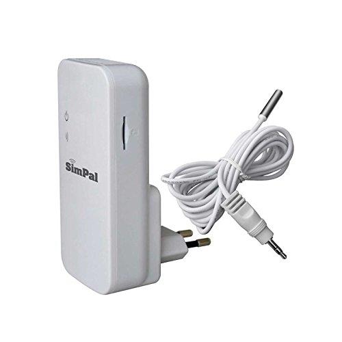 Simpal-T2-GSM - Dispositivo de alerta de temperatura