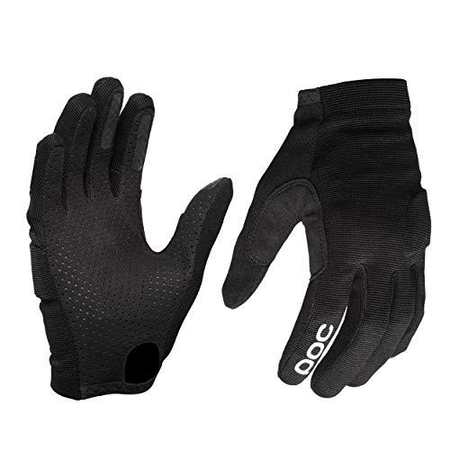 POC Essential Dh Handschuhe, Unisex, Erwachsene XL Schwarz (Uranium Black)