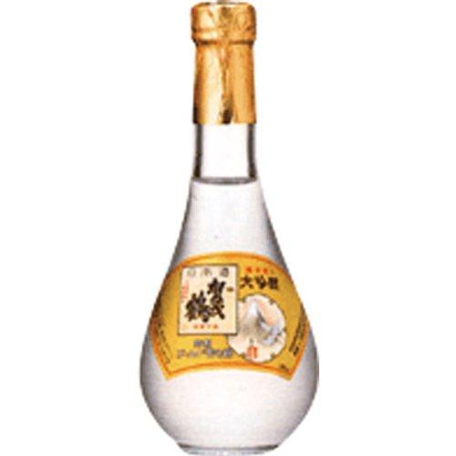 賀茂鶴酒造『大吟醸酒 特製ゴールド賀茂鶴』