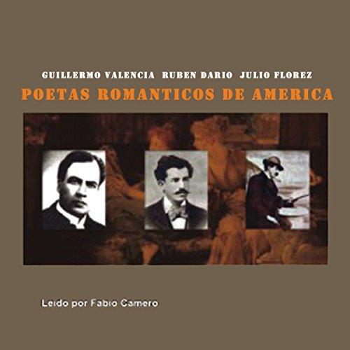 Poetas Romanticos de America (Texto Completo) [Romantic Poets of America ] audiobook cover art