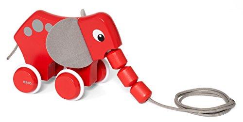 BRIO 30186 - Nachzieh-Elefant