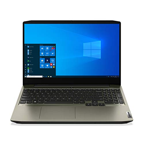 Lenovo IdeaPad Creator 5 15.6 Inch FHD Laptop - (Intel Core i5, 8GB RAM, 256 GB SSD, GTX 1650 Graphics, Windows 10 Home) - Dark Moss