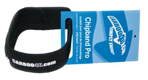 Carboo4U Chipband Timingchip Befestigung Pro Triathlon/Marathon/Running - 2 mm Neopren, one size
