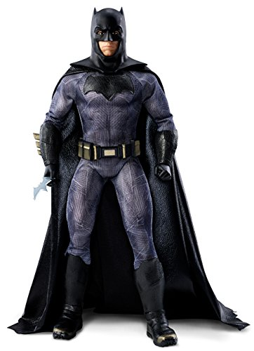 Barbie - Muñeca Batman, Batman vs. Superman (Mattel DGY04)