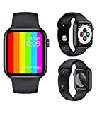 Gereic W26 Smart Watch Infinite Screen by (Gereic)- 44mm Watch Series 6 Smart Watch Bluetooth Call ECG Temperature Smart Watch