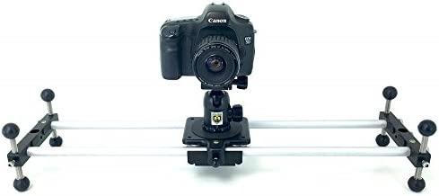 Glide Gear Adder 250 PRO Roller Bearing Video Track Slider