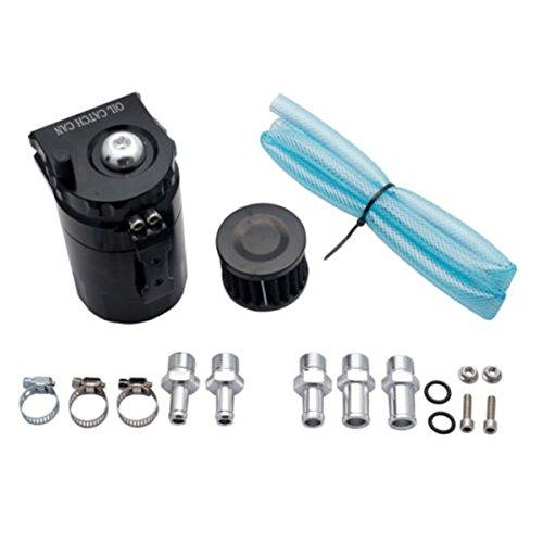 Maso Huile Catch Peut kit Long W/Reniflard Essence Turbo Diesel Réservoir Réservoir filtre