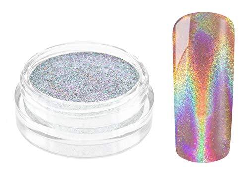 Nailart Unicorn Hologramm Pigment Puder - Nageldesign Holographic Effekt Powder