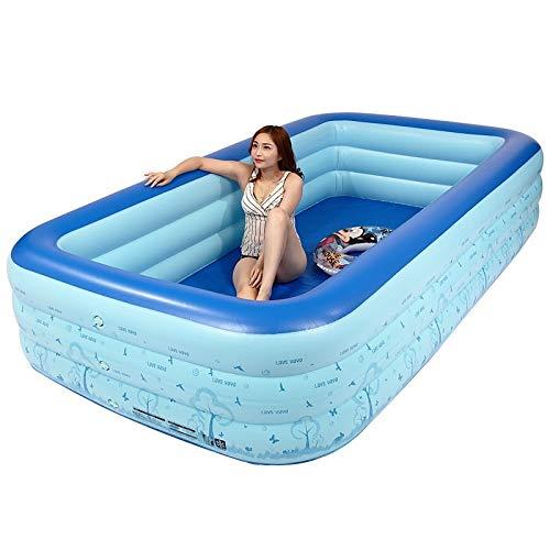 MJMYDT LYX® Opblaasbaar Zwembad, Zwembad Kinderen
