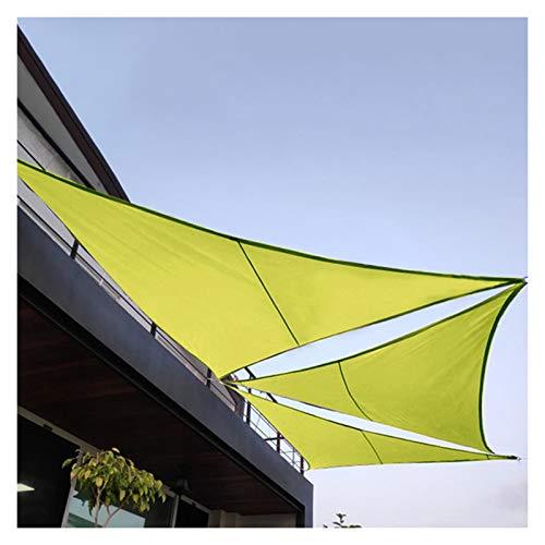 OZYN Toldo Vela, Protección Rayos UV 90% Vela Solar Resistente Y Transpirable Impermeable A Prueba De Viento (Size : 2.4x2.4x2.4m)