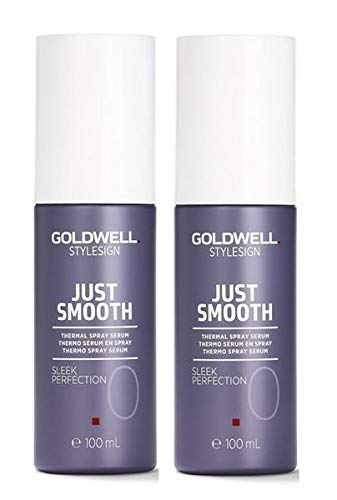 Goldwell StyleSign Sleek Perfection Thermal Spray Serum SET 2x 100ml