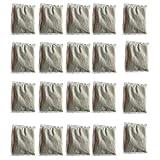 Artibetter 20 pz pediluvio erbe naturali assenzio piede riflessione soak bag cinese pediluvio in polvere medicina sanitaria per artrite reumatica ritenzione fluido