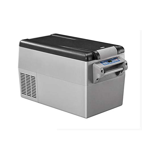 Car refrigerator Tragbarer Auto Kühlschrank Mini Kühlschrank Gefrierschrank 32L große Kapazität Kühlschrank Heizung Thermostat Box Auto Multifunktionskühlschrank