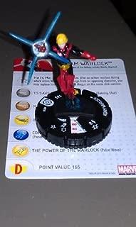 Marvel Heroclix Galactic Guardians Adam Warlock #10