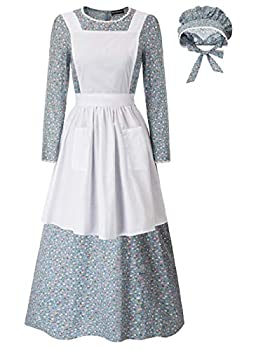 Best colonial dress for sale Reviews