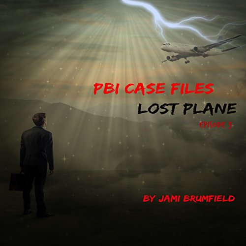 Lost Plane audiobook cover art