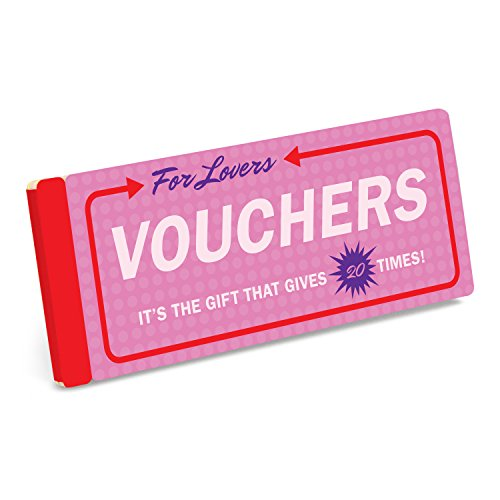 Knock Knock Vouchers for Lovers (12011)