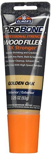 ELMERS 3-1/4 Oz Gold Oak Probond Wood Filler (E814Q)
