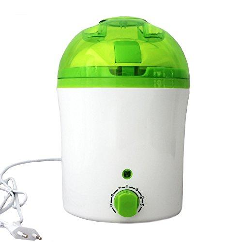 IQ-Vitality Joghurtbereiter, Joghurtmaschine, elektrischer Joghurt Maker mit akustischer Timerfunktion (Bereiter)