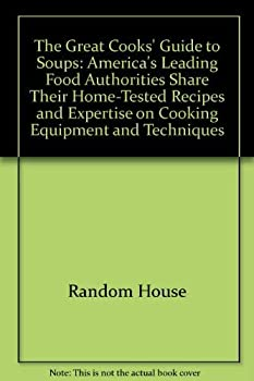 Paperback Great Cooks Guide to Soups Book
