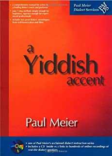 A Yiddish Accent (CD included)