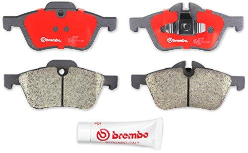 Brembo P06030N pastilla de freno de disco delantero