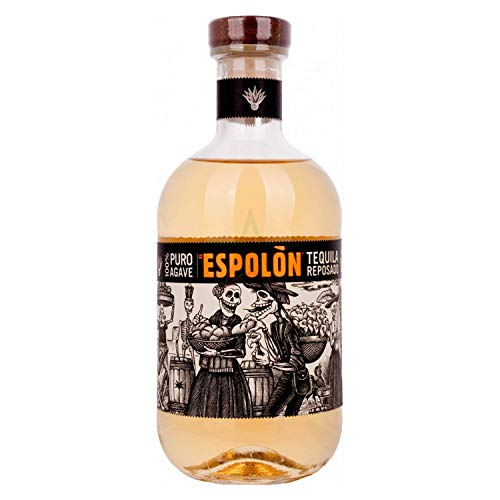 Espolón Tequila Reposado 1 puro Agave 40,00% 0,70 Liter