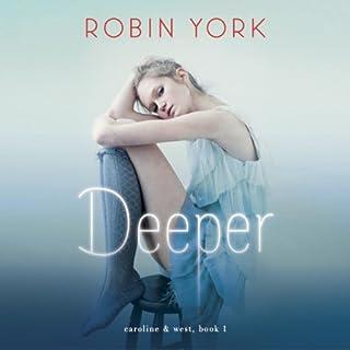 Deeper: A Novel audiobook cover art