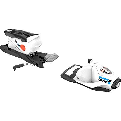 LOOK - Fixations De Ski Nx Jr 10 B73 White Icon - Mixte - Taille Unique - Blanc