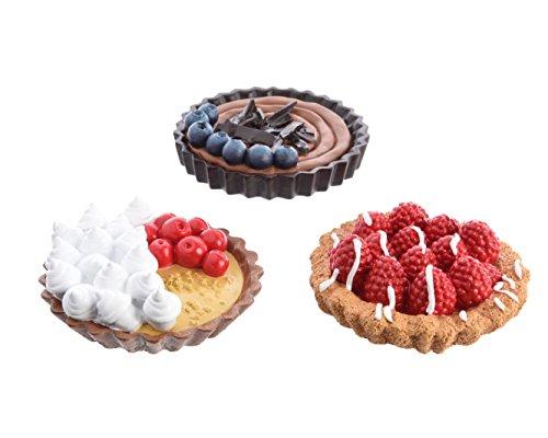 Dekoracja ciasta polimagnezja malina borówka wiśnia cena jednostkowa