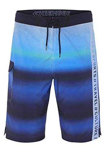 Chiemsee Herren Boardshorts, D Blu/M Blu DD, 36